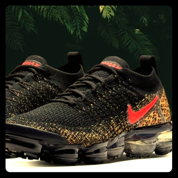 get cheap e23b3 ad0ec 🎈Saturday Vibes! Nike Leopard Vapormax